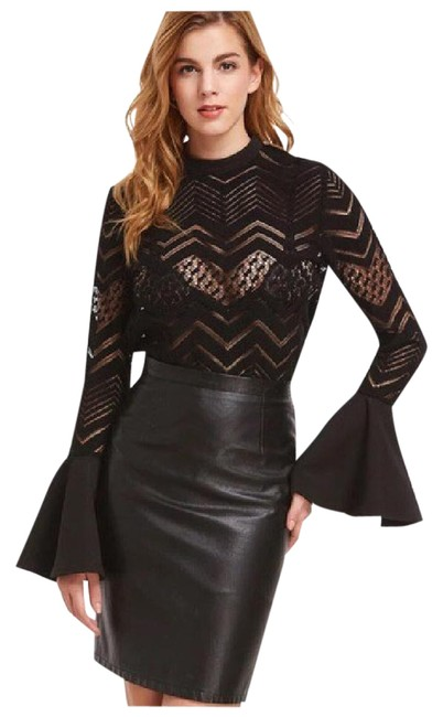 Preload https://img-static.tradesy.com/item/21200073/black-dramatic-bell-sleeve-cut-out-d20-blouse-size-6-s-0-1-650-650.jpg