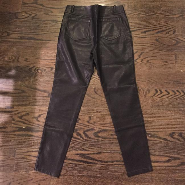 Under Skies Skinny Pants Black
