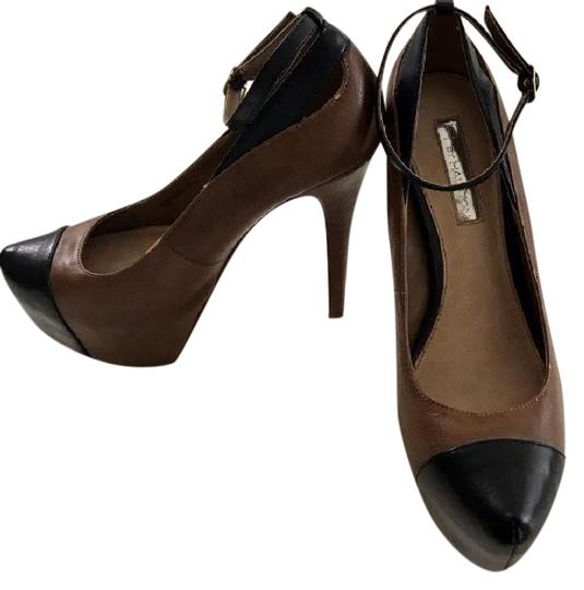 Preload https://img-static.tradesy.com/item/21200711/halston-black-and-brown-h-by-pumps-size-us-75-regular-m-b-0-1-540-540.jpg