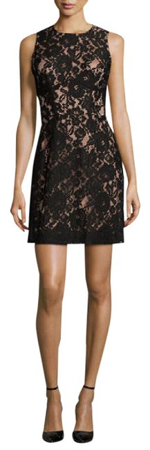 Preload https://img-static.tradesy.com/item/21200766/french-connection-black-nude-heartbreaker-lace-sheath-dress-size10-short-cocktail-dress-size-10-m-0-1-650-650.jpg