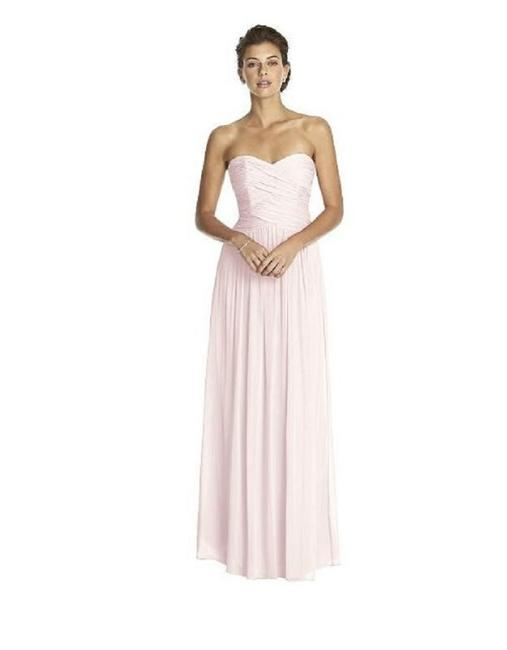 Preload https://img-static.tradesy.com/item/21200820/dessy-pale-pink-long-formal-dress-size-0-xs-0-3-650-650.jpg