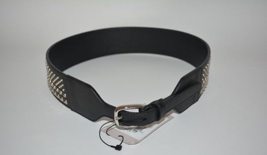 Gucci NWT GUCCI STUDDED LEATHER WAIST BELT SZ 38 95 MADE IN ITALY