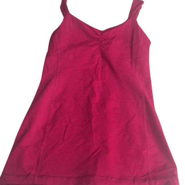 Preload https://img-static.tradesy.com/item/21200931/lululemon-magenta-tight-fitted-ballerina-style-activewear-top-size-4-s-0-2-650-650.jpg