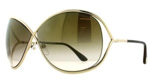 Tom Ford Tom Ford Miranda TF130 28G Light Gold Womens Sunglasses