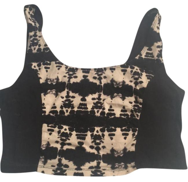 Preload https://img-static.tradesy.com/item/21201086/silence-noise-black-and-white-tie-dye-from-urban-outfitters-tank-topcami-size-4-s-0-1-650-650.jpg