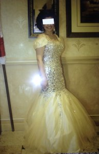 Tony Bowls Prom Pageant Dress