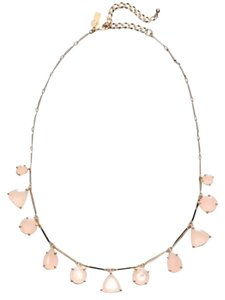 Kate Spade Kate Spade New York 'Twinkling Lights' gold tone frontal necklace
