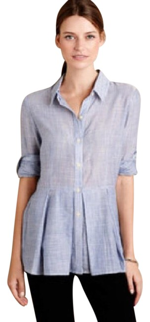 Preload https://img-static.tradesy.com/item/21201373/anthropologie-button-down-0-1-650-650.jpg