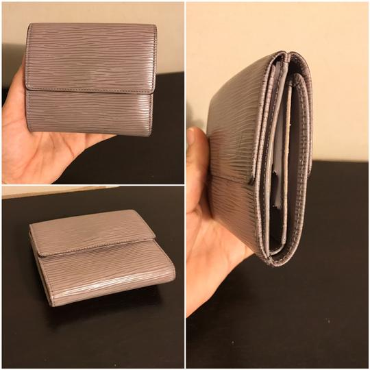 Louis Vuitton Epi compact wallet