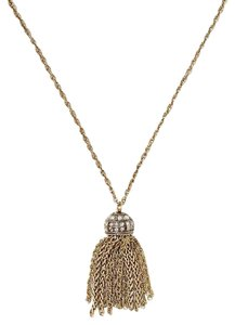 Banana Republic Banana Republic Tassel Long Necklace