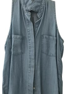 Cloth & Stone Top denim