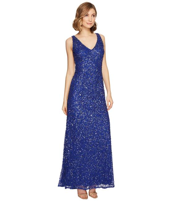 Preload https://img-static.tradesy.com/item/21201798/adrianna-papell-neptune-blue-sleeveless-beaded-mermaid-with-cut-out-back-long-formal-dress-size-16-x-0-0-650-650.jpg