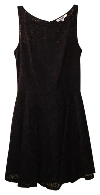 Preload https://img-static.tradesy.com/item/21201825/bb-dakota-black-lace-short-cocktail-dress-size-2-xs-0-1-650-650.jpg