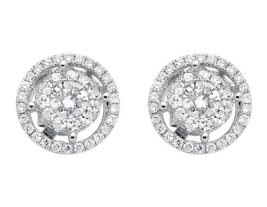 Preload https://img-static.tradesy.com/item/21201890/14k-white-gold-double-halo-solitaire-accent-genuine-diamond-stud-20ct-earrings-0-0-540-540.jpg