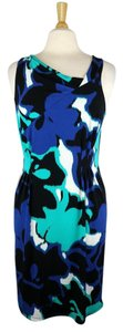 Jennifer Lopez short dress Multi Abstract on Tradesy