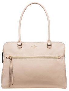 Kate Spade Cobble Hill Kiernan Leather Tote 098689923277 Pxru6471 Satchel in Porcelain