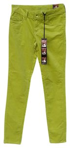 Dollhouse Junior Skinny Pants green