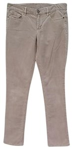 J.Crew City Fit Corduroy Pink Straight Pants mauve