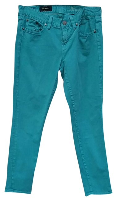 Preload https://img-static.tradesy.com/item/21202136/jcrew-teal-toothpick-ankle-straight-leg-pants-size-8-m-29-30-0-1-650-650.jpg