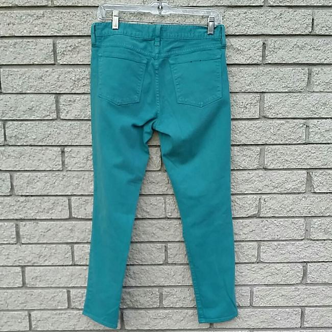 J.Crew Straight Pants teal