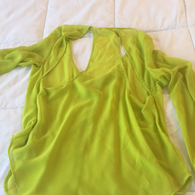 Lush Top Neon Yellow
