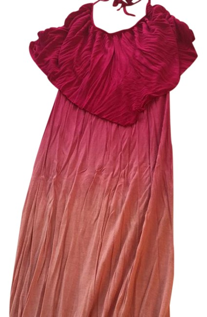 Preload https://img-static.tradesy.com/item/21202329/young-fabulous-and-broke-pink-tie-dye-long-casual-maxi-dress-size-4-s-0-1-650-650.jpg