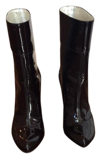 Preload https://img-static.tradesy.com/item/21202460/dolce-and-gabbana-brown-patent-leather-bootsbooties-size-us-7-regular-m-b-0-1-540-540.jpg