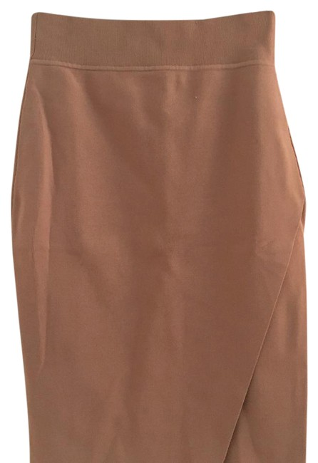 Preload https://img-static.tradesy.com/item/21202471/kendall-kylie-macaroon-compact-overlap-pencil-skirt-size-6-s-28-0-1-650-650.jpg