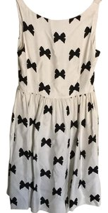 Kate Spade short dress Black, white on Tradesy