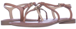 MICHAEL Michael Kors Leather Warm-weather Luggage Sandals
