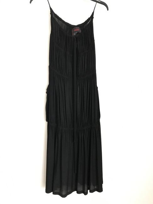 Black Maxi Dress by Jean-Paul Gaultier