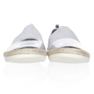 Easy Spirit Silver Flats