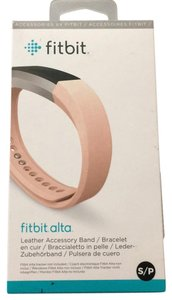 fitbit Leather Accessory Band