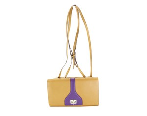 Prada Women Leather Shoulder Bag