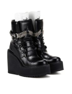 d0f85ef9a0483b Black FENTY PUMA by Rihanna Boots   Booties - Up to 90% off at Tradesy