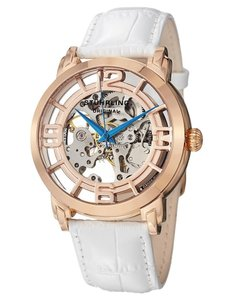 Stührling Stuhrling Stuhrling 165B2 334P14 Winchester 44 Automatic Mens Watch