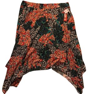 Hot Kiss Skirt Multi-Colored