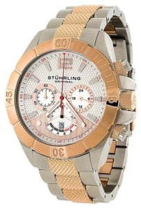 Stührling Stuhrling Men's Two-Tone Westport Watch