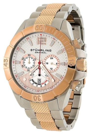 Preload https://img-static.tradesy.com/item/21203312/stuhrling-men-s-two-tone-westport-watch-0-0-540-540.jpg