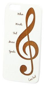 Case Yard iPhone Case with Music Note, 6/6s