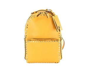 Valentino Rockstud Leather Women Backpack