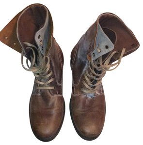 Bullboxer Brown Boots