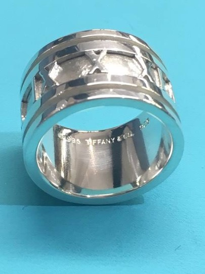 Tiffany & Co. CLASSIC Tiffany & Co. Wide Atlas Ring Size 5 Image 6