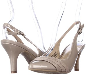 Karen Scott Beige Platforms