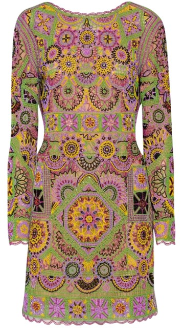 Preload https://img-static.tradesy.com/item/21204056/emilio-pucci-beaded-mid-length-night-out-dress-size-10-m-0-1-650-650.jpg