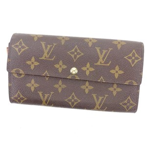 Louis Vuitton Long Bifold wallet