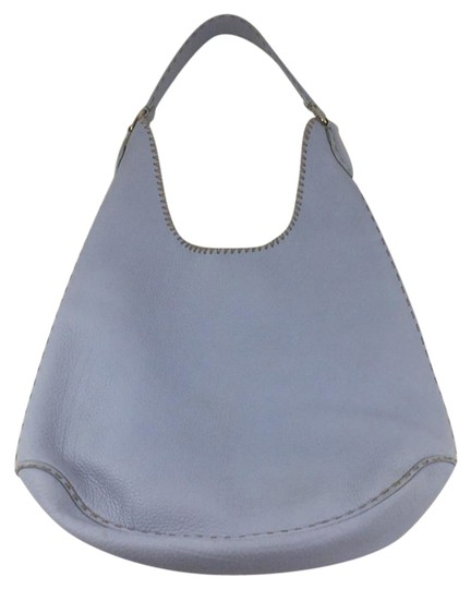 Preload https://img-static.tradesy.com/item/21204275/fendi-celeste-pale-blue-leather-hobo-bag-0-1-540-540.jpg