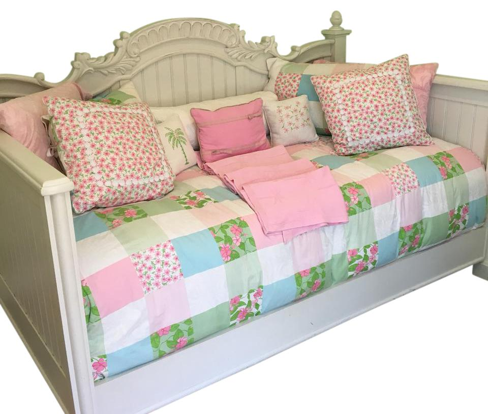Lilly Pulitzer RARE Patchwork Bedding Set