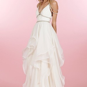 Hayley Paige Hayley Paige Luca Gown 6450 Wedding Dress