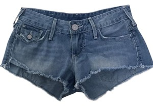 True Religion Mini/Short Shorts light Denim
